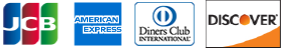 JCB,AMEX,DINERS,DISCOVER